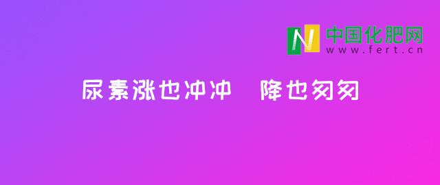 【中肥通讯社】尿素涨也冲冲 降也匆匆